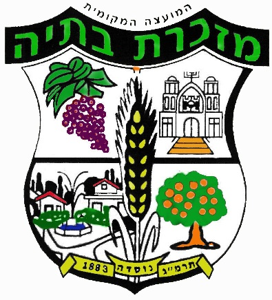 לוגו מועצה