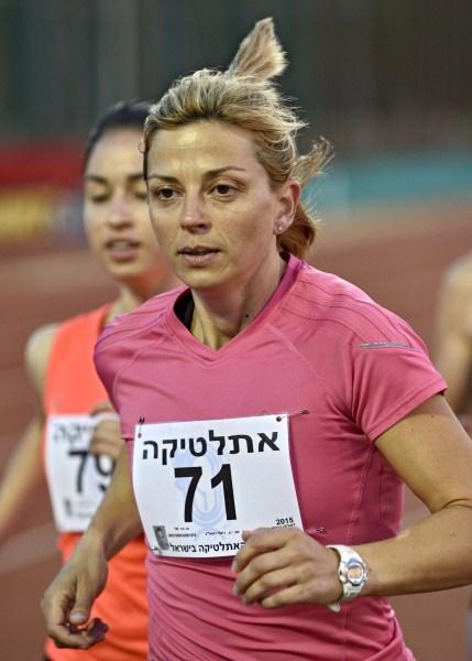 אולגה דוגדקו-ברונשטיין, ותיקת המשתתפים, עדיין בעלת סיכוי לזכייה בתואר נוסף (צילום: טיבור יגר)