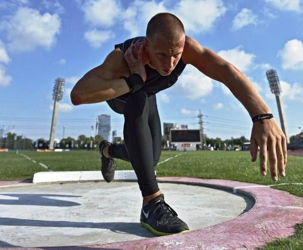 תחרות ביו-לאומית שנייה ברצף לאריאל אטיאס (צילום: טיבור יגר)