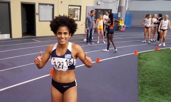 טיורי מצויה בכושר שמאפשר לה לשפר את השיא הלאומי ב-5000 מ', על אף שהריצה הייתה האולם