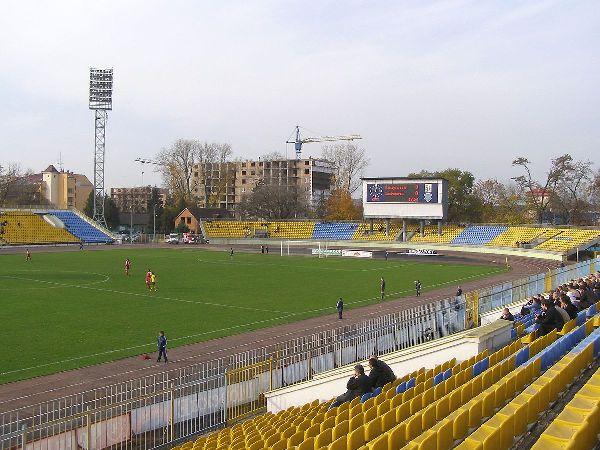 אצטדיון התחרות בלוץ