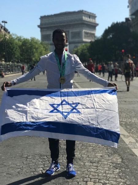 טפרי מועמד לייצג את ישראל בזירה הבין-לאומית גם בלונדון
