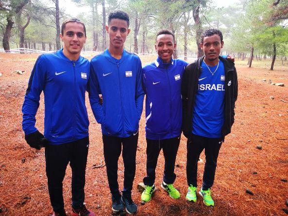 נבחרת הנוער דורגה רביעית בתחרות הקבוצתית