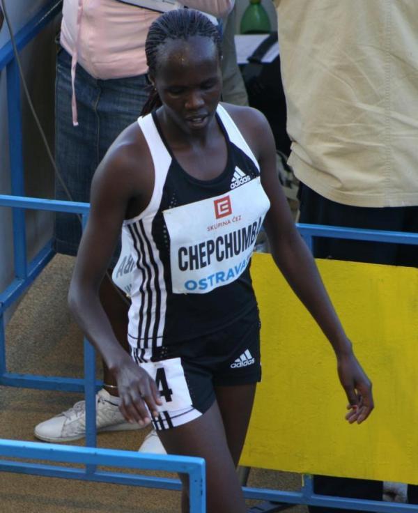 ג'פצ'ומבה תנסה למשוך את קורלימה לשיא לאומי חדש (צילום באדיבות All Athletics)
