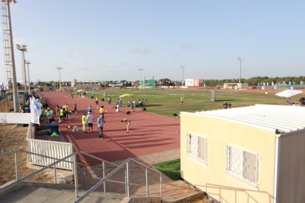 אצטדיון הדסה נעורים (צילום: ירון לויזון)