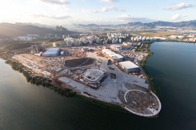 הפארק האולימפי בריו (צילום באדיבות ה-IAAF)
