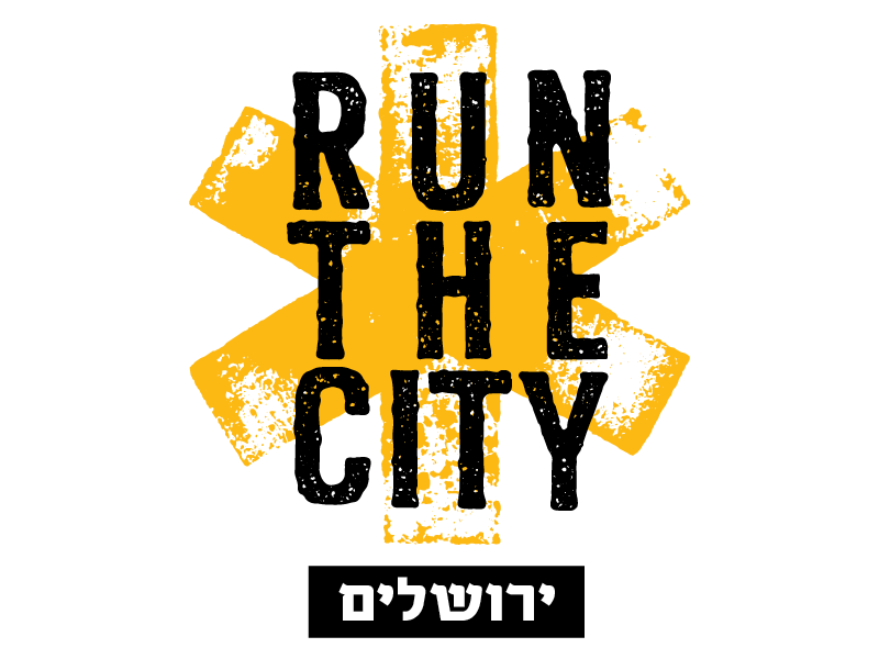 RUN THE CITY JERUSALEM 2020 - ראן דה סיטי ירושלים 2020